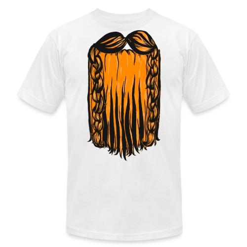 Superior Mens Tee: Dwarf Beard - Men's Fine Jersey T-Shirt