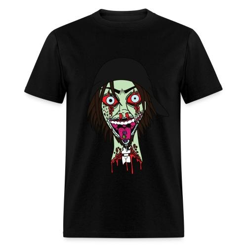 Dispatcha Haunted - Men's T-Shirt
