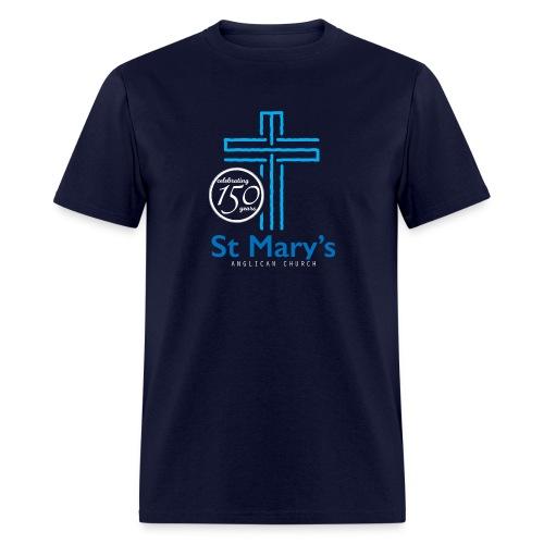 150th Navy T-Shirt (men) - Men's T-Shirt