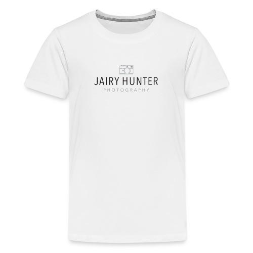JHP kids' standard white - Kids' Premium T-Shirt