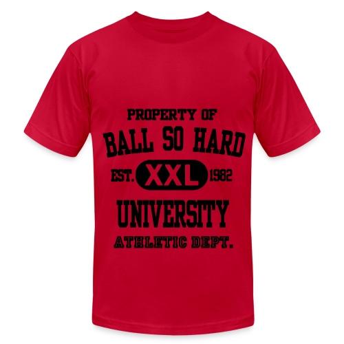 Ball so hard university  - Men's Fine Jersey T-Shirt