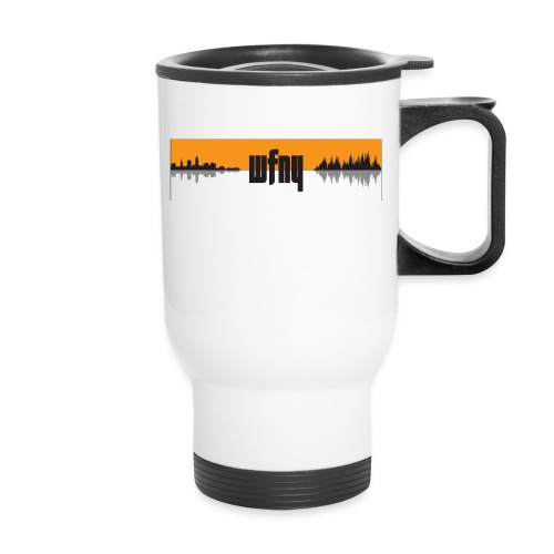 WFNY Podcast Logo Travel Mug - Travel Mug