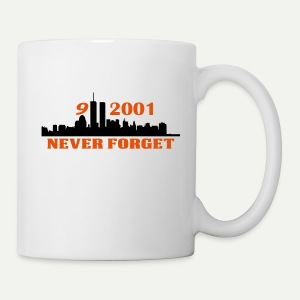9-11-2001 - Coffee/Tea Mug