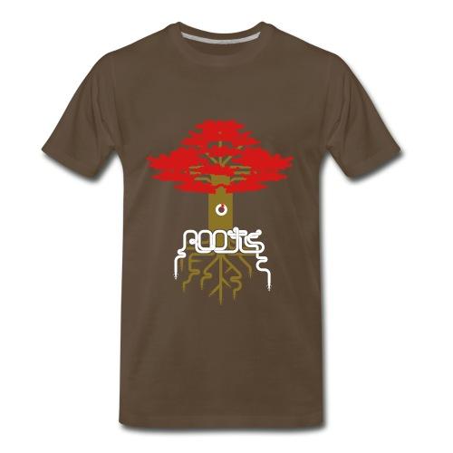 ROOTS - Men's Premium T-Shirt