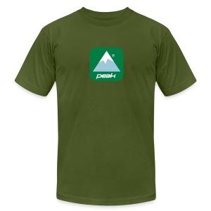 Peak tee - Men's Fine Jersey T-Shirt