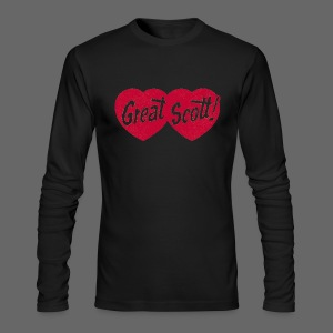 Great Scott! - Men's Long Sleeve T-Shirt by Next Level