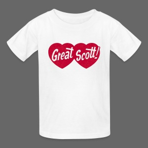 Great Scott! - Kids' T-Shirt