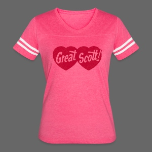 Great Scott! - Women's Vintage Sport T-Shirt