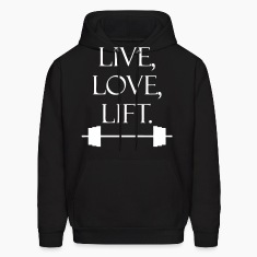 Live Love Lift Hoodies - stayflyclothing.com