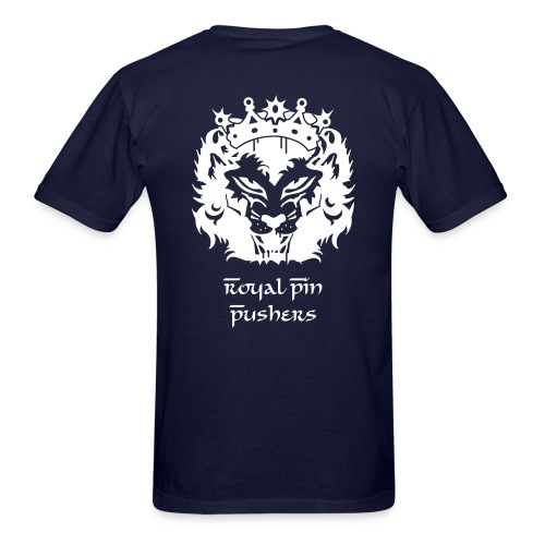 Chinese Crowned Lion - Men's T-Shirt