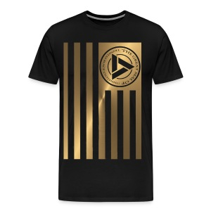 TB Gold Flag - Men's Premium T-Shirt