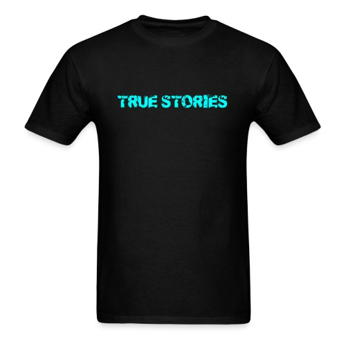 True Stories men's short-sleeved T Shirt - Men's T-Shirt