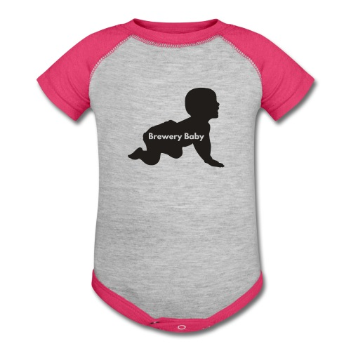 Brewery Baby - Baby Contrast One Piece