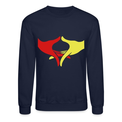 Wisdom and Love - Crewneck Sweatshirt