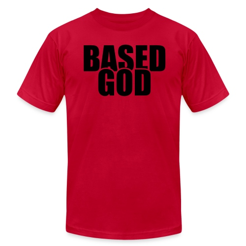 Based God - Men's Fine Jersey T-Shirt
