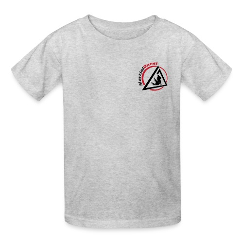 MartialQuest Standard Weight Kids T Shirt - Kids' T-Shirt