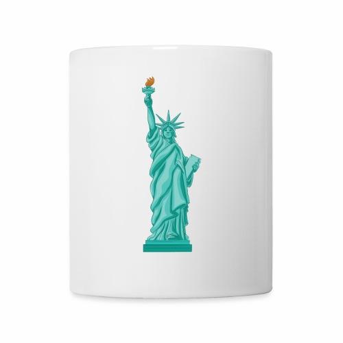 Miss Liberty - Coffee/Tea Mug