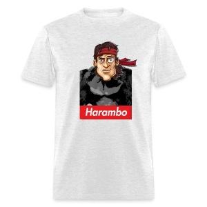 Rambo Harambe Design - Men's T-Shirt