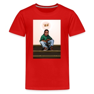 To Be A King (Kid's Red T-Shirt) - Kids' Premium T-Shirt