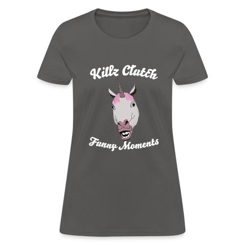 Woman's Unicorn T-Shirt - Killz  - Women's T-Shirt