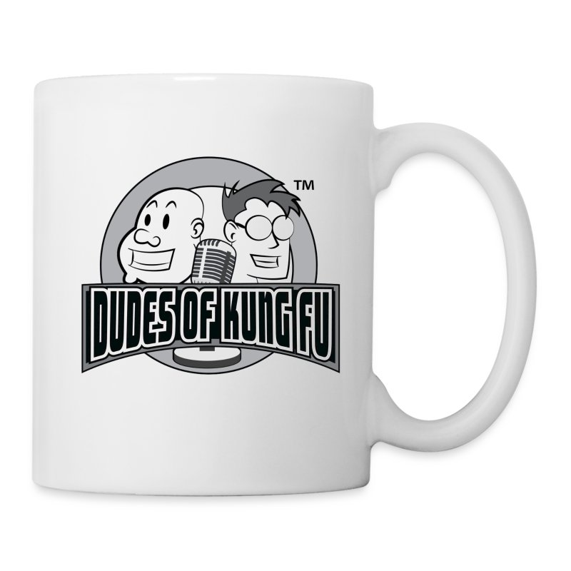 Dudes of Kung Fu Coffee Mug - Coffee/Tea Mug
