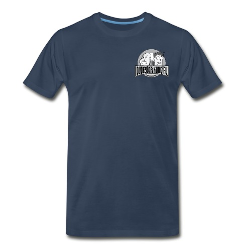 Dudes of Kung Fu Men's Shirt - Men's Premium T-Shirt