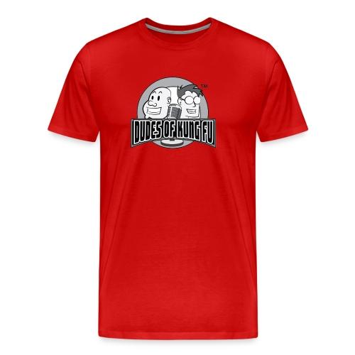 Dudes of Kung Fu Men's Shirt - JKD WT - Men's Premium T-Shirt