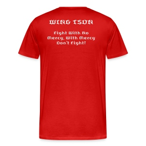 Dudes of Kung Fu - WING TSUN - Men's Premium T-Shirt