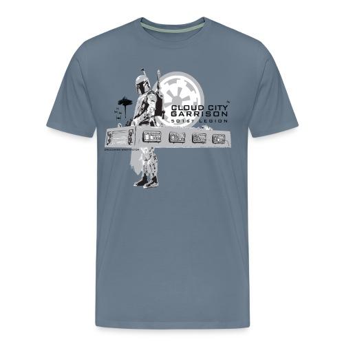 Boba Fett CCG t-shirt - Men's Premium T-Shirt
