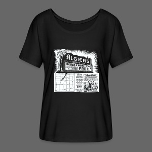 Algiers Drive In - Women's Flowy T-Shirt