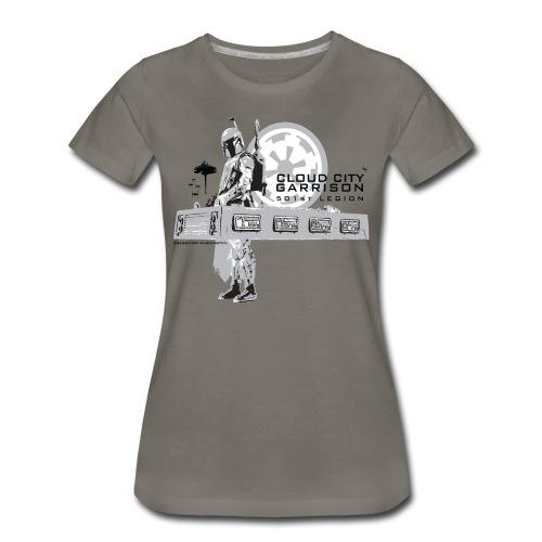 Ladies' Boba Fett CCG t-shirt - Women's Premium T-Shirt
