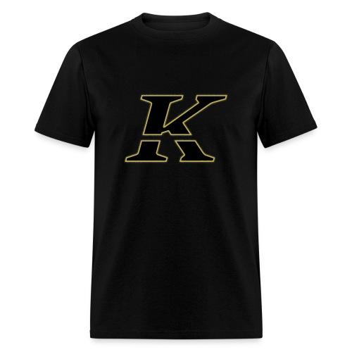 Men's Blackout T-Shirt - Killz - Men's T-Shirt