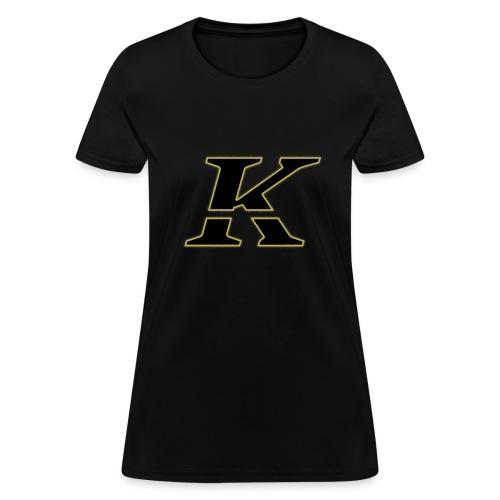 Women's Blackout T-Shirt - Killz - Women's T-Shirt