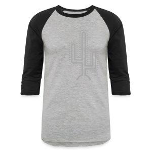 jersey with cactus SG - Baseball T-Shirt
