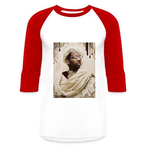 BlackaMOOR Baseball T-Shirt - Baseball T-Shirt
