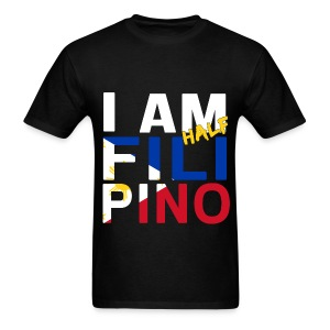 I AM Filipino - Half (Ver. 1) - Men's T-Shirt