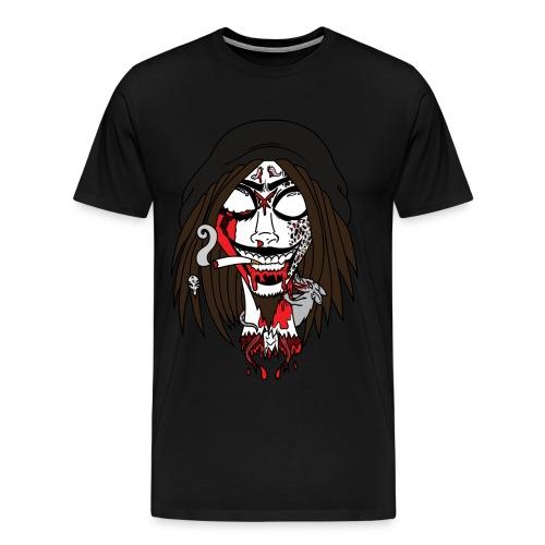 Exile Haunted plus sizes - Men's Premium T-Shirt