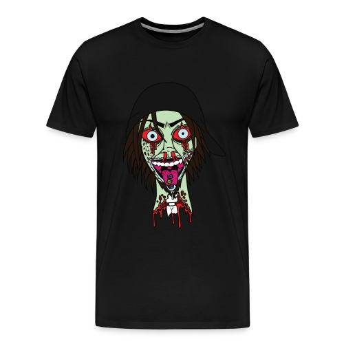 Dispatcha Haunted plus sizes - Men's Premium T-Shirt