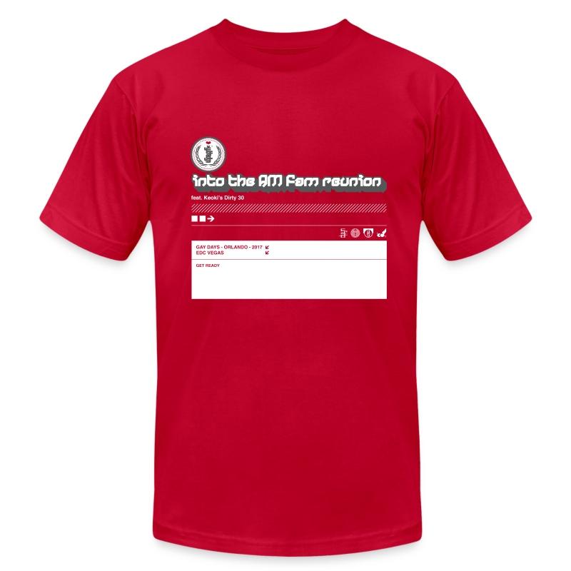 Into the AM fam reunion - Men's Fine Jersey T-Shirt