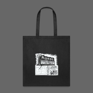 Algiers Drive In - Tote Bag