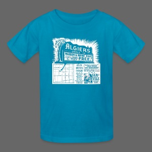 Algiers Drive In - Kids' T-Shirt