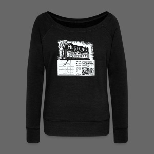 Algiers Drive In - Women's Wideneck Sweatshirt