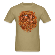 T-Shirts ~ Men's T-Shirt ~ Mens Tee: Tangled