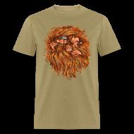 T-Shirts ~ Men's T-Shirt ~ Mens Tee: Tangled