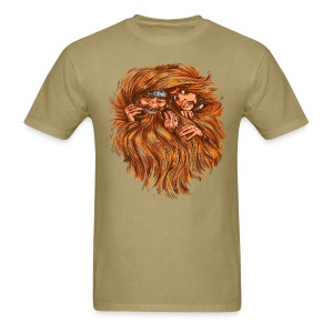 Mens Tee: Tangled - Men's T-Shirt