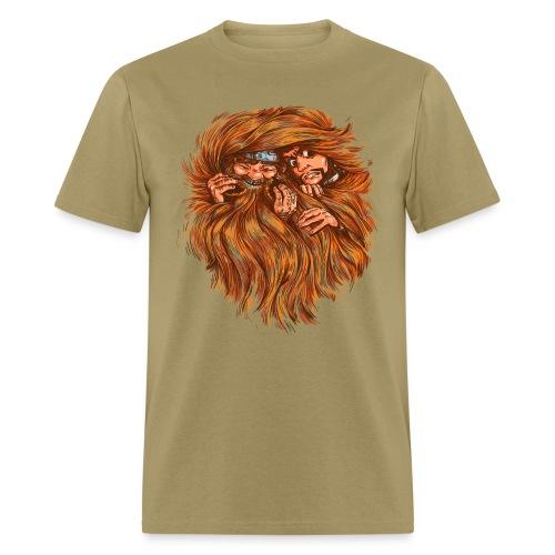 Mens Tee: Tangled - Men's T-Shirt