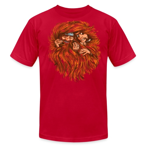 Superior Mens Tee: Tangled - Men's Fine Jersey T-Shirt