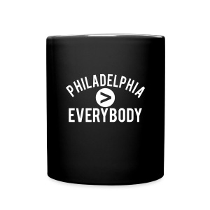 Philadelphia  Everybody - Full Color Mug