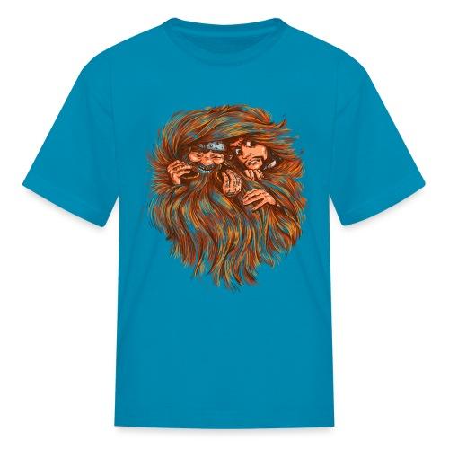 Kids Tee: Tangled - Kids' T-Shirt