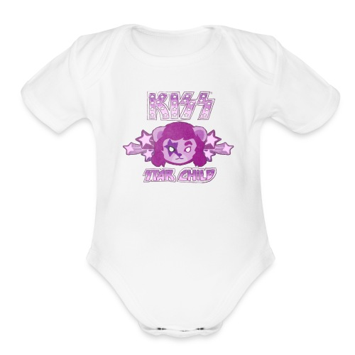 Starchild (0-12Yrs) - Short Sleeve Baby Bodysuit